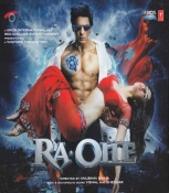 Ra One Hindi Audio CD
