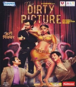 The Dirty Picture Hindi DVD