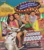 Chashme Badoor Hindi DVD