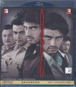 Aurangzeb Hindi Blu Ray