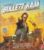 Bullett Raja Hindi Audio CD