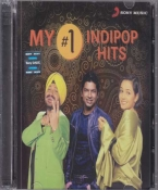 My Number One Indipop Hits Hindi CD