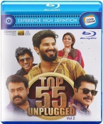 Top 55 Unplugged Malayalam Songs Blu Ray Volume 2