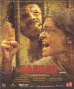 Sarbjit Hindi DVD