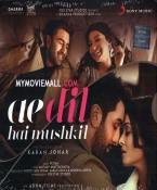 Ae Dil Hai Mushkil Hindi CD