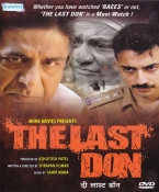 The Last Don Hindi DVD